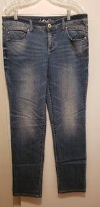 INC Straight Leg Jeans NWOT